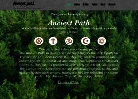 ancientpath.org