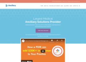 ancillarymedsolutions.com