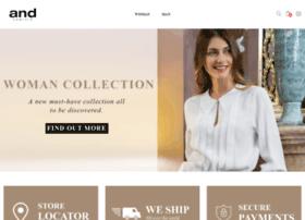and-camicie-store.com