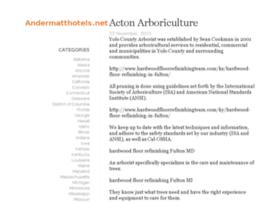 andermatthotels.net