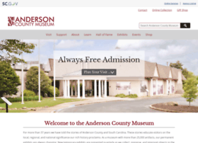 andersoncountymuseum.org