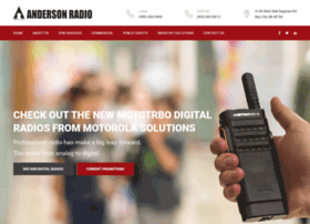 andersonradio.com