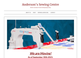 andersonsew.com