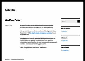 andevcon.com