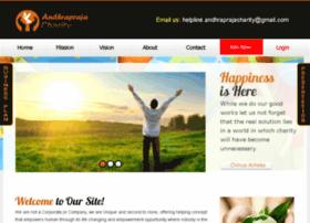andhraprajacharity.com