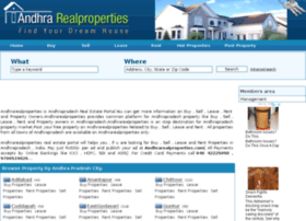 andhrarealproperties.com