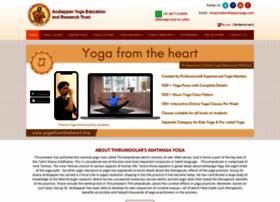 Andiappanyoga.com