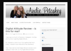 andiepetoskey.com