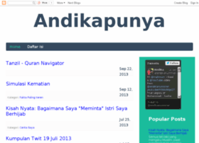andikapunya.blogspot.com