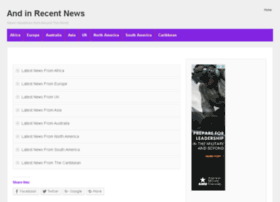 andinrecentnews.com
