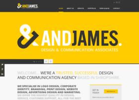 andjames.co.uk