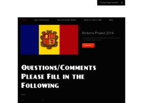 andorraproject2014.weebly.com