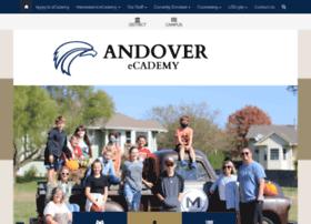andoverecademy.org