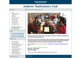 andovertoastmastersclub.toastmastersclubs.org