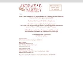andraesbakery.com
