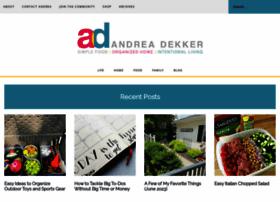 andreadekker.com
