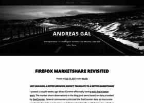 andreasgal.com