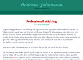 andreasjohansson.nu