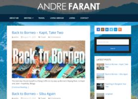 andrefarant.com