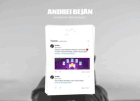 andreibejan.com