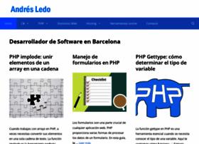 andresledo.com