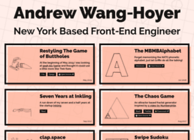 andrew-hoyer.com