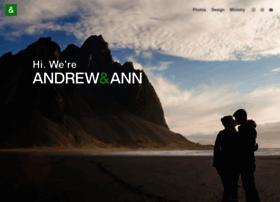 andrewandann.com