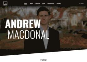andrewcmacdonald.com