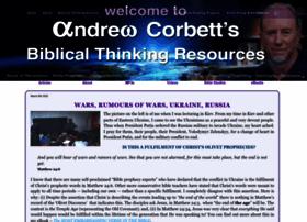 andrewcorbett.net