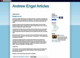 andrewengel.blogspot.com