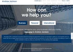 andrewjackson.co.uk