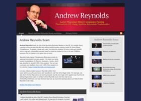 andrewreynoldsscam.com