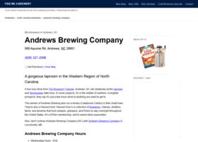 andrewsbrewing.com