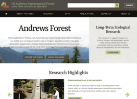 andrewsforest.oregonstate.edu