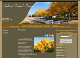 andrewsfuneralhomeandfloral.com
