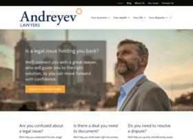 andreyev.com.au