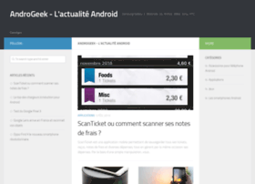 androgeek.fr