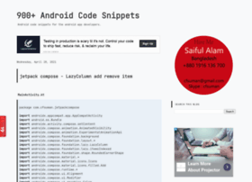 android--code.blogspot.dk