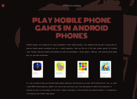 android-gaming.weebly.com