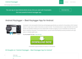 android-keylogger.net