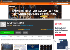 android-n810.sourceforge.net