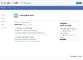 android-ui-utils.googlecode.com
