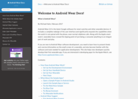android-wear-docs.readthedocs.org
