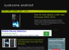 android.syokzone.com