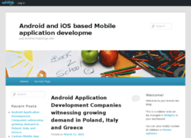 androidandiosapplicationdevelopment.edublogs.org