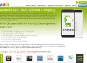 androidapplicationdevelopmentindia.com