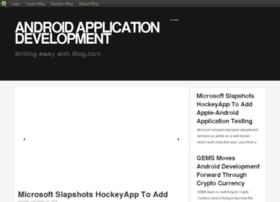 androidapplicationdevelopments.blog.com
