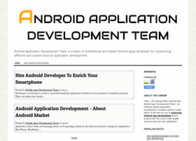 androidapplicationdevelopmentteam.blogspot.in