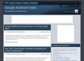 androidcodes.com