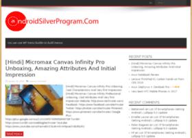 androidsilverprogram.com